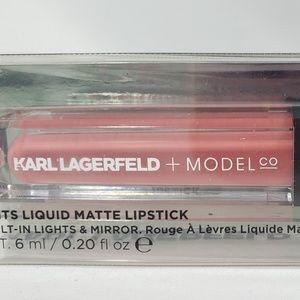 Karl Lagerfeld lip lights liquid lipstick